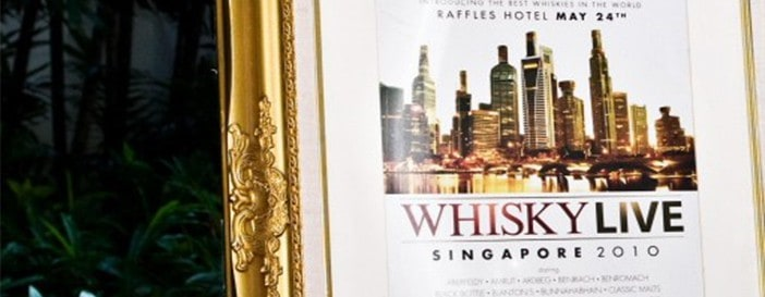 Whisky Live Singapore Event PR