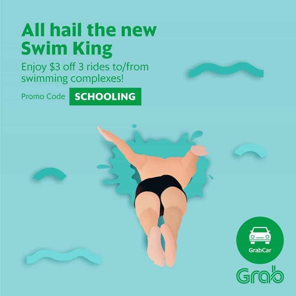 Schooling and Grab
