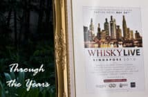 PR Agency for Whisky Live Singapore | BRAND INC | Singapore Malaysia