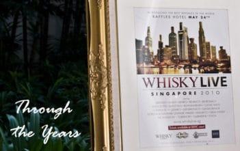 PR Agency for Whisky Live Singapore | BRAND INC | Singapore Malaysia